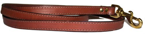 Leather Brothers Premium Leather Leashes