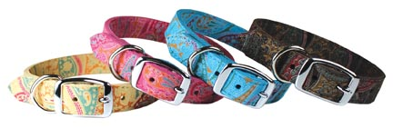 Paisley Colleciton by Leather Brothers