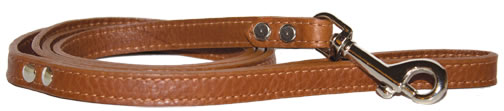 Luxe Leather Leads by Leather Brothers