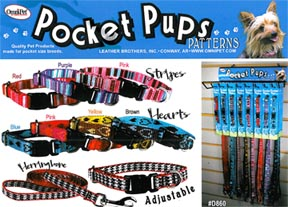 Pocket Pups for Small Breeds