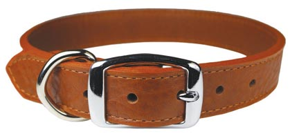 Luxe Collars by Leather Brothers