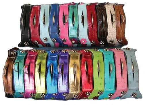 leather brothers pet collars leather collars nylon collars big